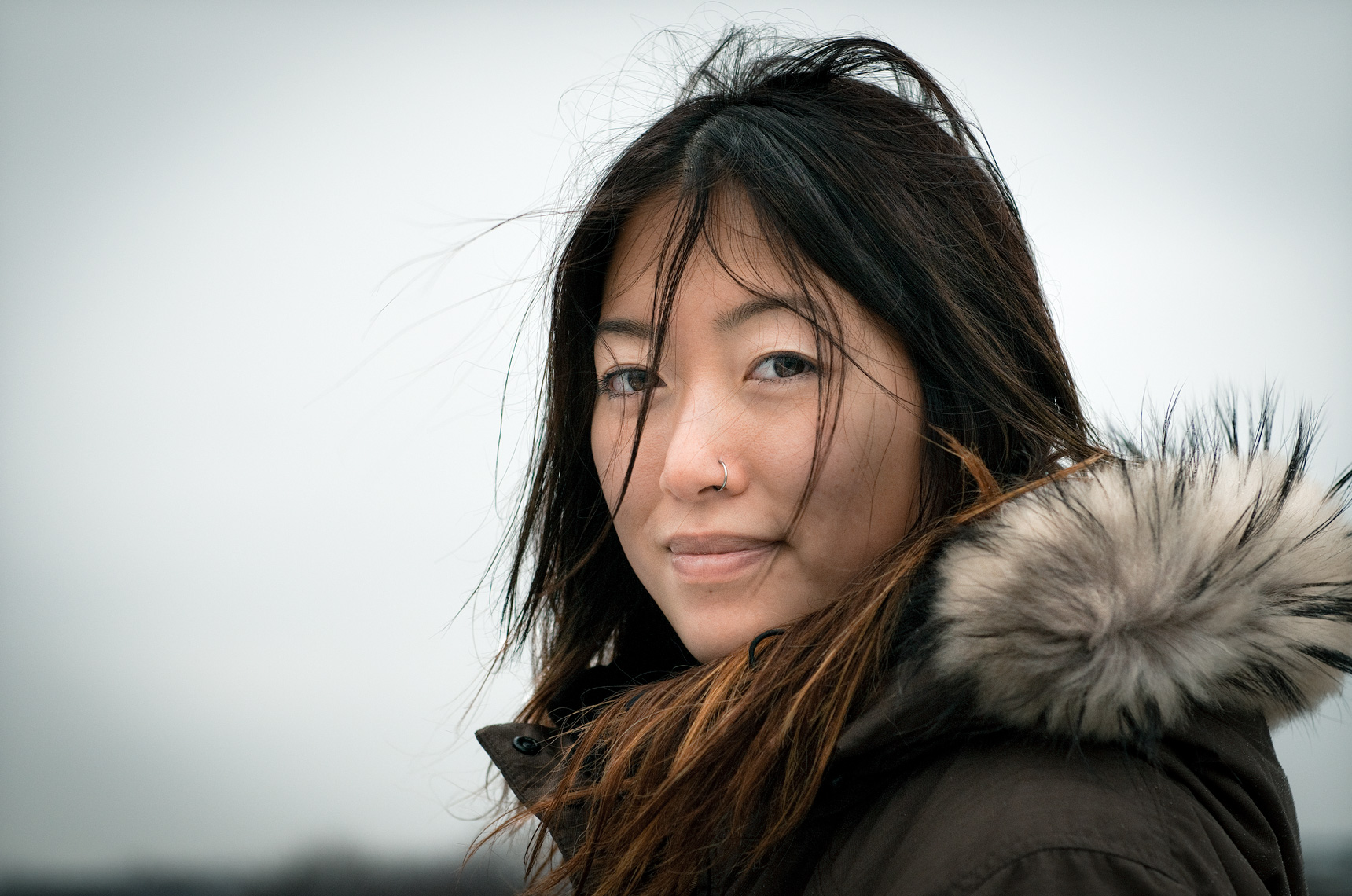 Editorial Portrait of Pamela-Wong PhD